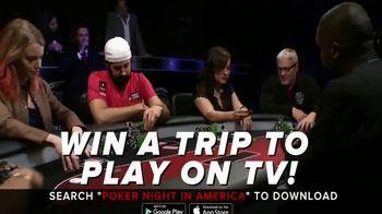 Poker Night in America App TV Spot, 'Play Against the Pros' - Thumbnail 6
