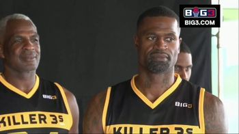 BIG3 TV Spot, 'Changing the Game' Feat. Ice Cube, Allen Iverson - 1 commercial airings