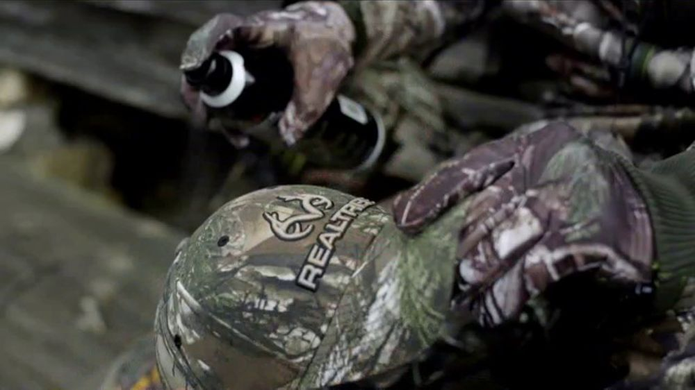 Realtree TV Commercial, 'Consistently Keeps You Hidden'