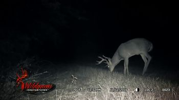Wildgame Innovations Silent CRUSH Cameras TV Spot, 'Silence Can Say a Lot' - Thumbnail 5