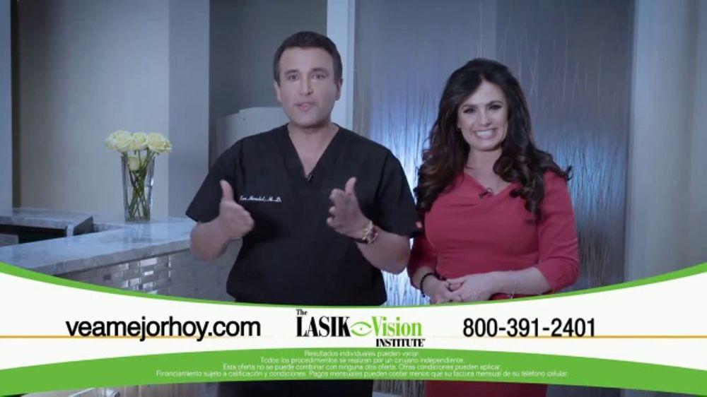 The LASIK Vision Institute TV Commercial, 'Tenemos la soluci??n'