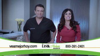 The LASIK Vision Institute TV Spot, 'Tenemos la solución' [Spanish] - Thumbnail 3