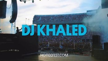 Billboard Magazine Hot 100 Music Festival TV Spot, 'Headliners' - Thumbnail 4