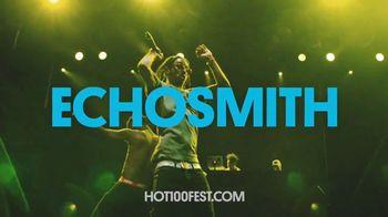 Billboard Magazine Hot 100 Music Festival TV Spot, 'Headliners' - Thumbnail 5