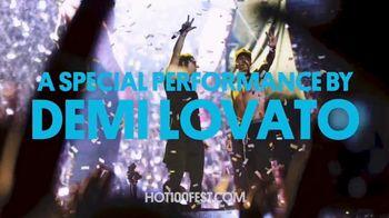 Billboard Magazine Hot 100 Music Festival TV Spot, 'Headliners' - Thumbnail 6