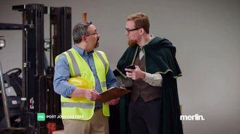 Merlin TV Spot, 'Construction Worker'