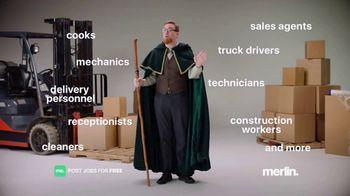 Merlin TV Spot, 'Construction Worker' - Thumbnail 8