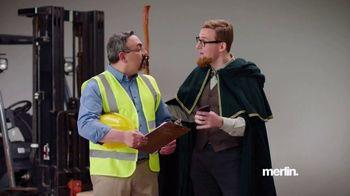Merlin TV Spot, 'Construction Worker' - Thumbnail 3