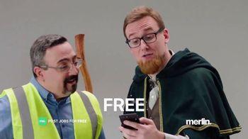 Merlin TV Spot, 'Construction Worker' - Thumbnail 5