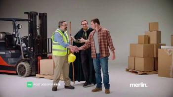 Merlin TV Spot, 'Construction Worker' - Thumbnail 7