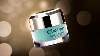 Olay Eyes Deep Hydrating Eye Gel TV Spot, 'Your Best Look Yet' - Thumbnail 2