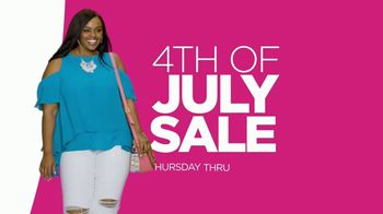 JCPenney 4th of July Sale TV Spot, 'We See You Summer' Song by MUNNYCAT - 38 commercial airings