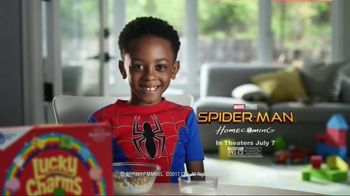 General Mills TV Spot, 'Spider-Man: Homecoming: Practice' - Thumbnail 8