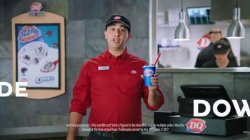 Dairy Queen Blizzard TV Spot, 'Famously Flippable' - Thumbnail 4