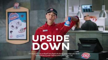 Dairy Queen Blizzard TV Spot, 'Famously Flippable' - 3969 commercial airings