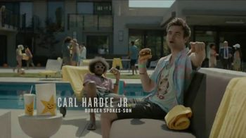 Carl's Jr. Jalapeño Double Cheeseburger TV Spot, 'My Dad' - Thumbnail 1
