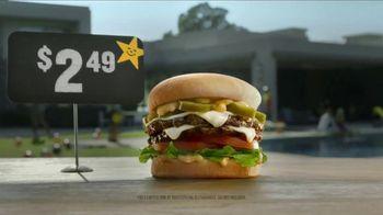 Carl's Jr. Jalapeño Double Cheeseburger TV Spot, 'My Dad' - Thumbnail 10
