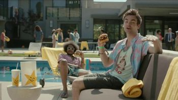 Carl's Jr. Jalapeño Double Cheeseburger TV Spot, 'My Dad' - Thumbnail 3