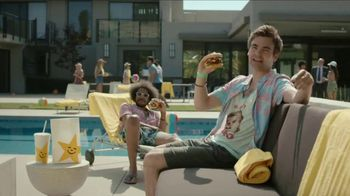 Carl's Jr. Jalapeño Double Cheeseburger TV Spot, 'My Dad'