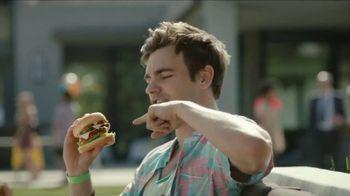 Carl's Jr. Jalapeño Double Cheeseburger TV Spot, 'My Dad' - Thumbnail 6