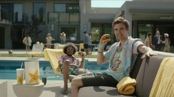 Carl's Jr. Jalapeño Double Cheeseburger TV Spot, 'My Dad' - Thumbnail 9