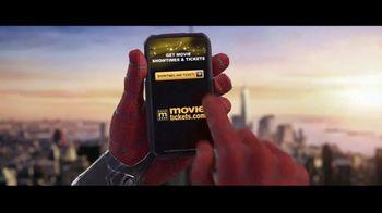 MovieTickets.com TV Spot, 'Spider-Man: Homecoming: Superhero Movie Night' - Thumbnail 8