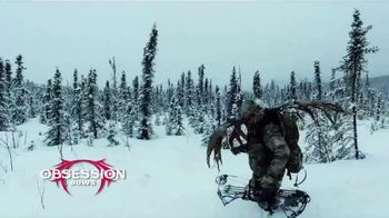 Obsession Bows TV Spot, 'Moose Hunt' - Thumbnail 9