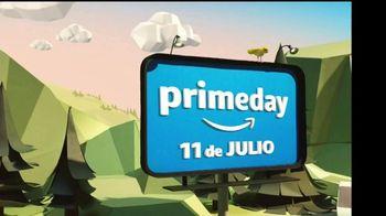 Amazon Prime Day TV Spot, '11 de julio' canción de Bill Withers [Spanish]