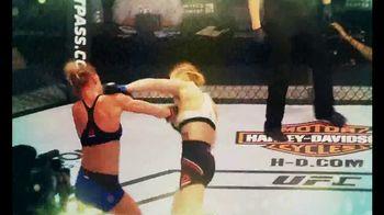 Pay-Per-View TV Spot, 'UFC 213: Nunes vs. Shevchenko 2 - Stacked' - Thumbnail 1