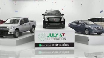 Enterprise Car Sales July 4th Celebration TV Spot, 'Flip Your Thinking'