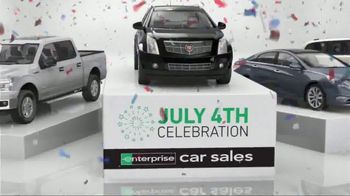 Enterprise Car Sales July 4th Celebration TV Spot, 'Flip Your Thinking' - Thumbnail 2