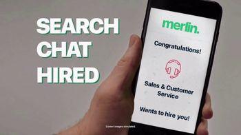 Merlin TV Spot, 'Sales & Customer Service' - Thumbnail 6