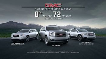 GMC Independence Day Event TV Spot, 'Like a Pro: Anthem' [T2] - Thumbnail 10