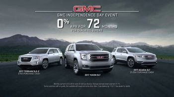 GMC Independence Day Event TV Spot, 'Like a Pro: Anthem' [T2] - Thumbnail 8
