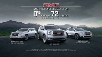 GMC Independence Day Event TV Spot, 'Like a Pro: Anthem' [T2] - Thumbnail 9