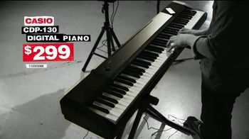 Guitar Center 4th of July Savings Event TV Spot, 'Markdowns: Pianos' - Thumbnail 4