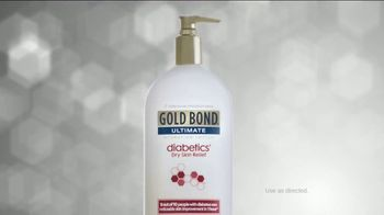 Gold Bond Ultimate Diabetics' Dry Skin Relief TV Spot, 'Nourished' - Thumbnail 5