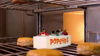 Popeyes Cheddar Biscuit Butterfly Shrimp TV Spot, 'Ride' - Thumbnail 4