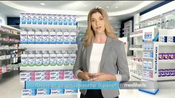 Biotene Dry Mouth Oral Rinse TV Spot, 'Sooth, Moisturize and Freshen' - Thumbnail 3