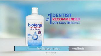 Biotene Dry Mouth Oral Rinse TV Spot, 'Sooth, Moisturize and Freshen' - Thumbnail 4