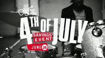 Guitar Center 4th of July Savings TV Spot, 'Massive Markdowns' - Thumbnail 2
