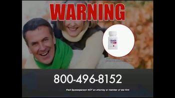 Xarelto & Pradaxa Legal Helpline TV Spot, 'Serious Risk' - Thumbnail 1