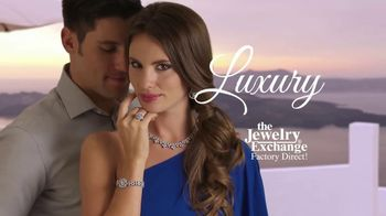 Jewelry Exchange TV Spot, 'Luxury: Rings and Pendant' - Thumbnail 1