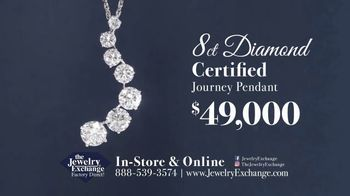 Jewelry Exchange TV Spot, 'Luxury: Rings and Pendant' - Thumbnail 4