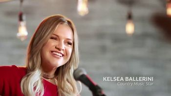 Colgate Optic White Platinum TV Spot, 'Ready to Shine' Ft. Kelsea Ballerini