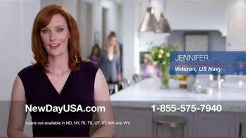 New Day USA 100 VA Loan TV Spot, 'Taking Care' - Thumbnail 1