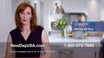 New Day USA 100 VA Loan TV Spot, 'Taking Care' - Thumbnail 2