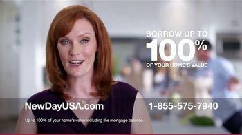New Day USA 100 VA Loan TV Spot, 'Taking Care' - Thumbnail 5