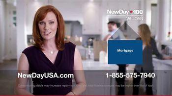 New Day USA 100 VA Loan TV Spot, 'Taking Care' - Thumbnail 7