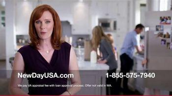 New Day USA 100 VA Loan TV Spot, 'Taking Care' - Thumbnail 8
